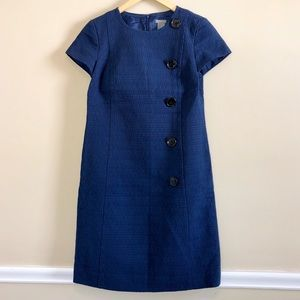 ANN TAYLOR classy career dress with retro flair